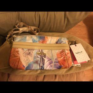 Kipling new small, pretty crossbody bag.